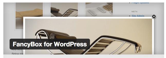 fancybox-for-wordpress