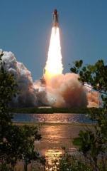 Shuttle Take-off