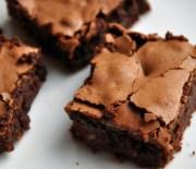 Брауниз-шоколадный пирог