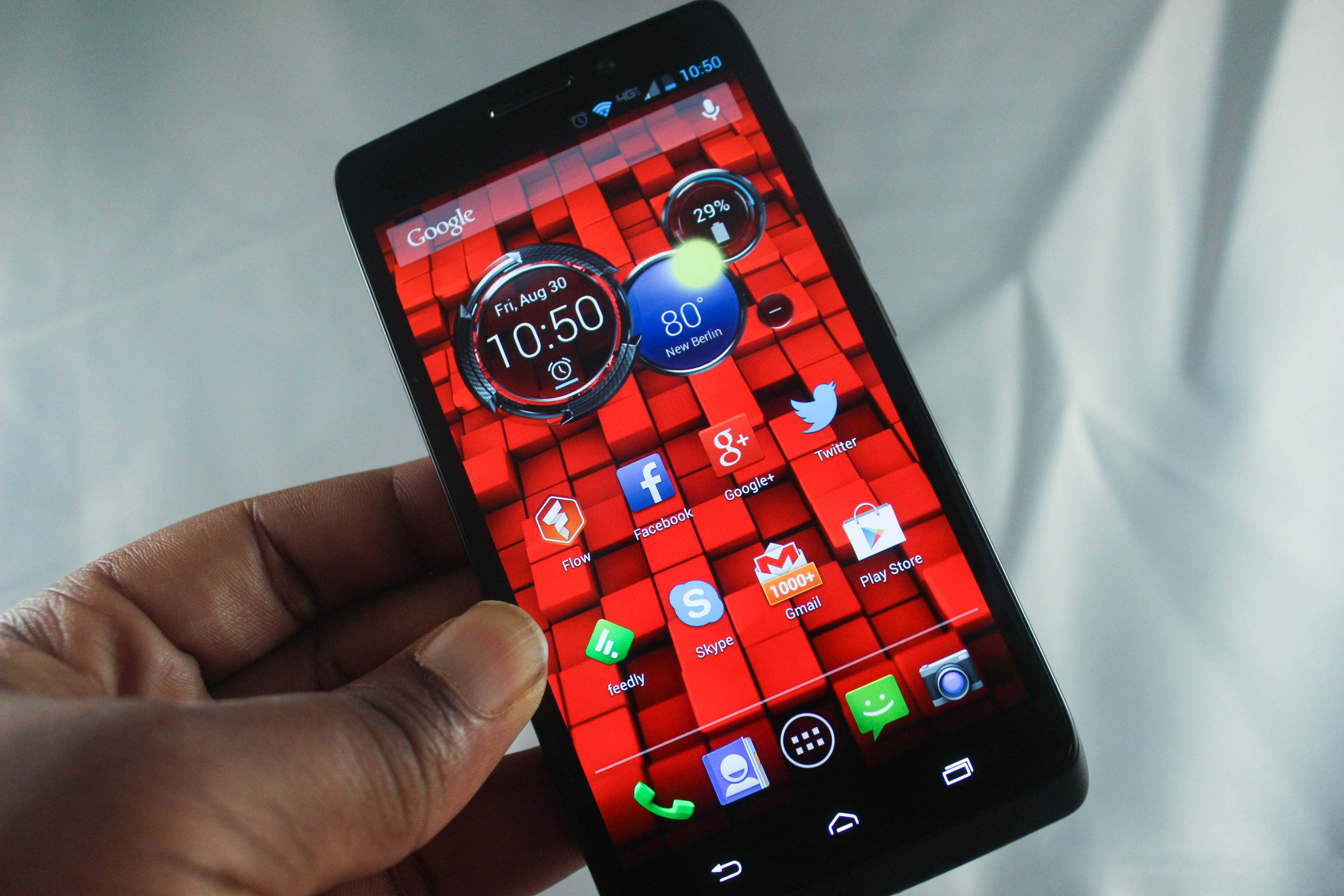 Verizon DROID Maxx 2 receiving its Android 6.0 Marshmallow update
