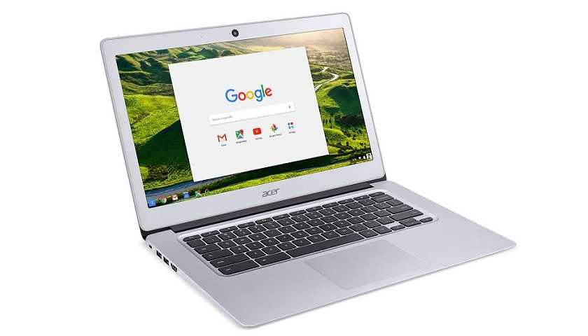 HP made an 11-inch Chromebook with a touchscreen display