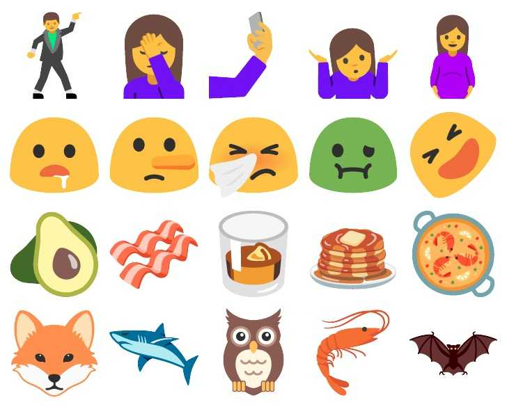 Here's what Unicode has planned for Emoji version 4.0