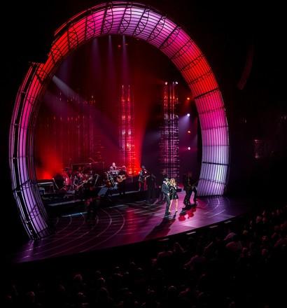 "Tim McGraw & Faith Hill ""Soul2Soul"" at The Venetian Theater in Las Vegas Through April"
