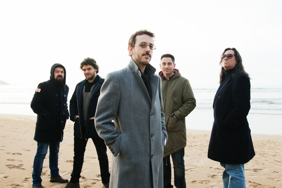 "Stormy Mondays release ""The Lay of the Land"" and ""Wading the River"" new Double EP"