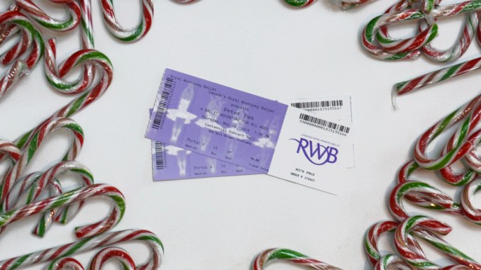 gift of tickets
