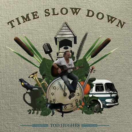 """Time Slow Down"" by Tod Hughes"