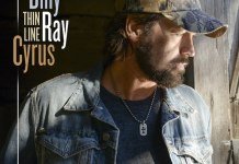 billy ray cyrus,thin line,new album 'thin line',billy ray cyrus prepares