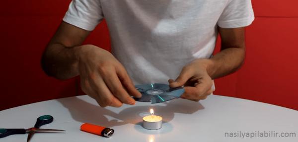 Ev yapımı vantilatör nasıl yapılır ?