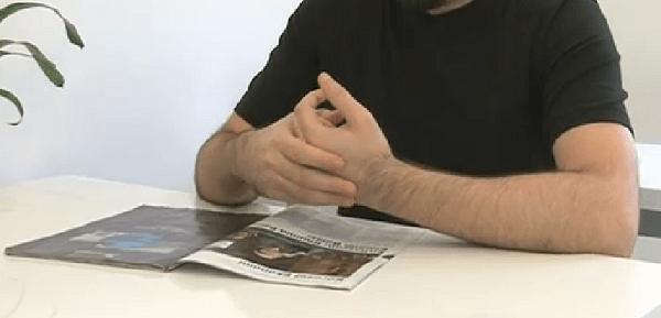 Parmak Çıtlatma Alışkanlığı