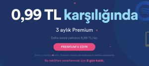 Spotify premium hesap nasıl açılır