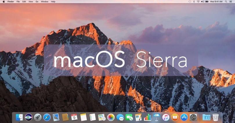 macOS Sierra Nasıl Yüklerim
