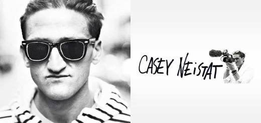 Casey Neistat's Google+ profile photo (grayscale), and Casey Neistat's YouTube OneChannel layout photo.
