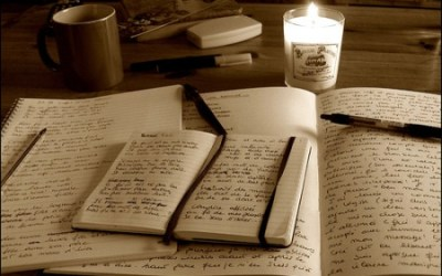 Why do I write (and talk) so much?
