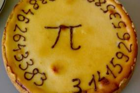 Here's a slice of once-in-a-century Pi Day
