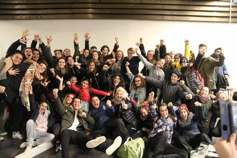 Danzainfiera 2017 gruppo
