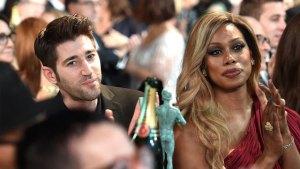 Laverne Cox New Boyfriend SAG Awards thumbnail