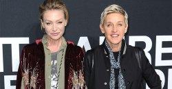 Portia De Rossi Ellen Degerenes Scary Skinny F thumbnail