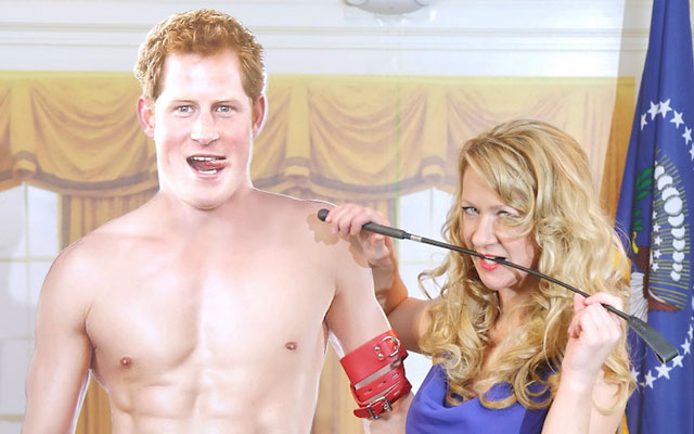 Prince Harry Dominatrix Sex Kit F thumbnail