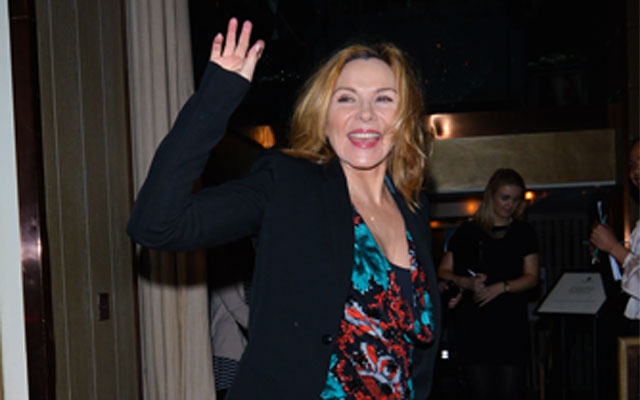 Wreck In The City: Kim Cattrall's Home Destroyed ... Kim Cattrall Dead