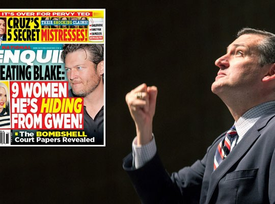Ted Cruz Mistresses H