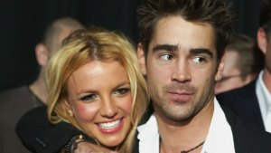 Britney Spears Colin Farrell Dating — She Wants To Be With Him