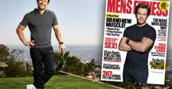 mark wahlberg mens fitness
