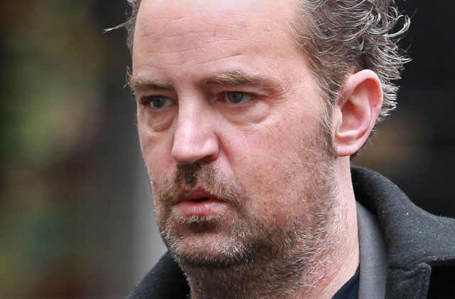 Matthew Perry Stroke Horror National Enquirer