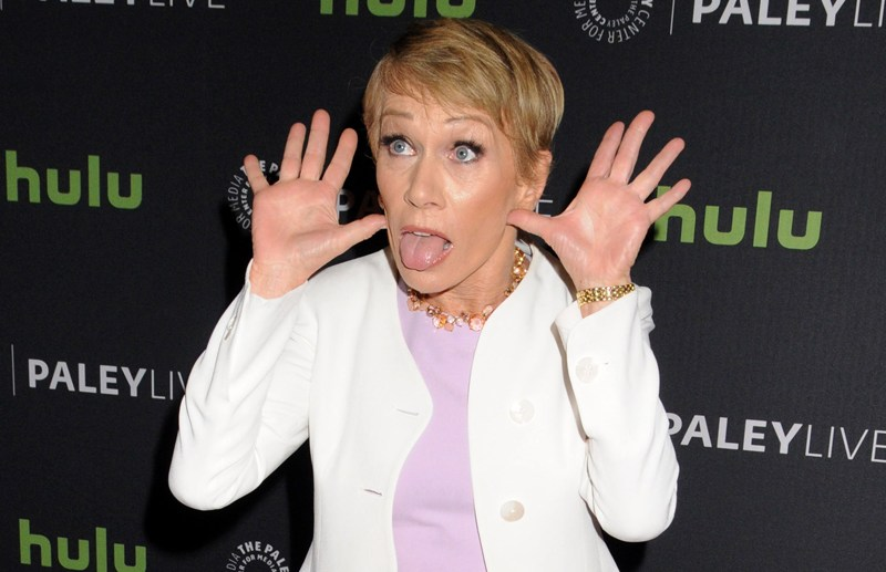 """The Paley Center for Media presents """"SHARK TANK: Pursuing the American Dream in Prime Time"""", in New York City, New York.  Pictured: Barbara Corcoran Ref: SPL1364639  280916   Picture by: Johns PKI / Splash News  Splash News and Pictures Los Angeles:310-821-2666 New York:212-619-2666 London:870-934-2666 photodesk@splashnews.com"""