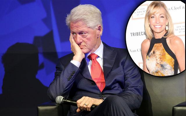 bill clinton mistress global initiative F