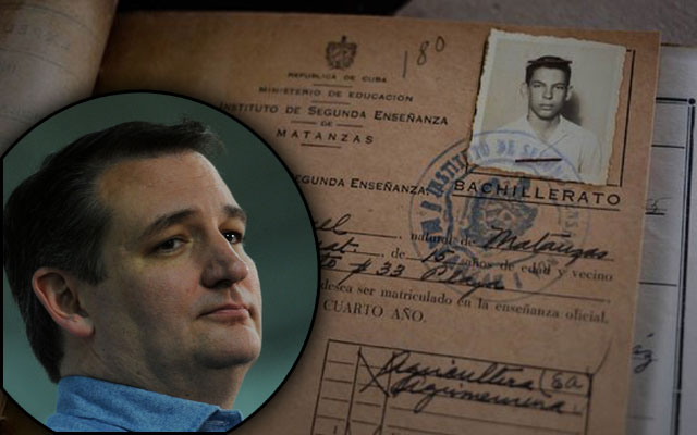ted cruz father jfk assassin lee harvey oswald F