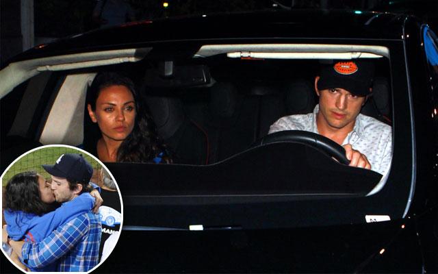 mila kunis pregnant ashton kutcher massage parlor