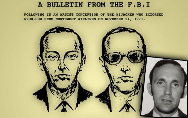 db cooper solved skyjacker mystery identity
