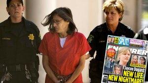 jaycee dugard prison release