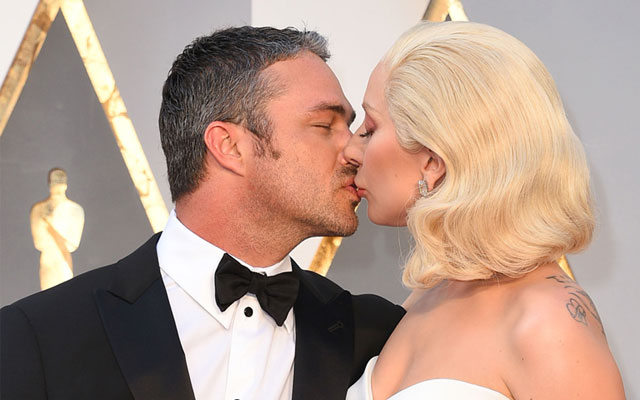 lady gaga taylor kinney breakup engagement threesome