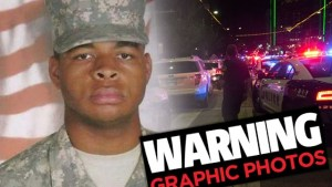 micah x johnson dallas cop killer dead photo