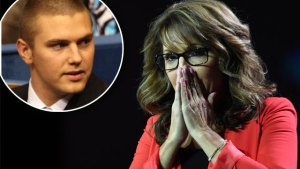 sarah palin son track arrest beating drugs
