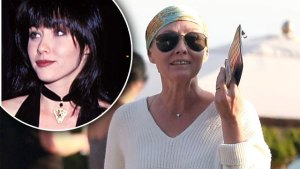 shannen doherty cancer F