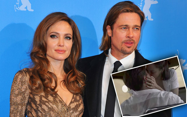 angelina jolie brad pitt divorce marion cotillard affair