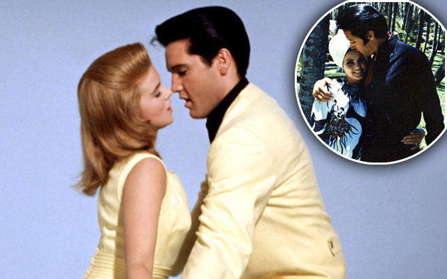 elvis presley girlfriends dates wives