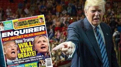 hillary clinton debate donald trump strategy dirty tricks