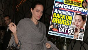 angelina jolie drug use lesbian lover claims