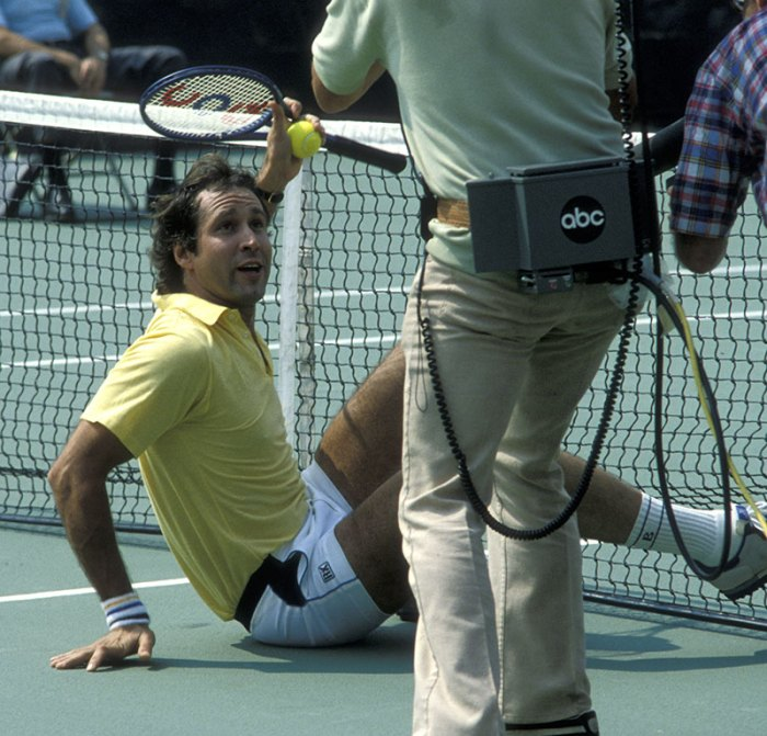 Fifth Annual Robert F. Kennedy Pro-Celebrity Tennis Tournament