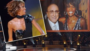 whitney houston drugs death overdose clive davis