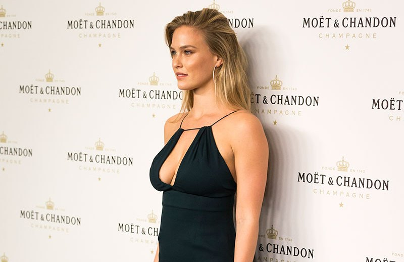 Bar Refaeli attends the 'Moet & Chandon' New Year's Eve party at Florida Retiro in Madrid, Spain.  Pictured: Bar Refaeli Ref: SPL1400695  301116   Picture by: splash  Splash News and Pictures Los Angeles:310-821-2666 New York:212-619-2666 London:870-934-2666 photodesk@splashnews.com