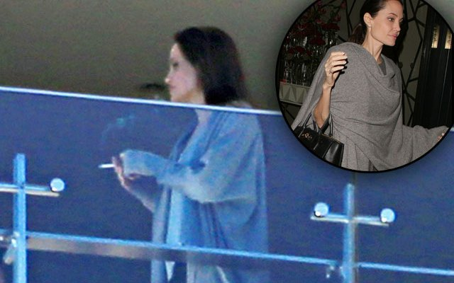 angelina jolie weight anorexia fears health divorce