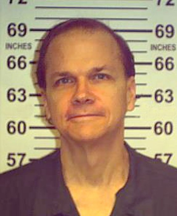 John Lennon's killer, Mark David Chapman, in his most recent mugshot