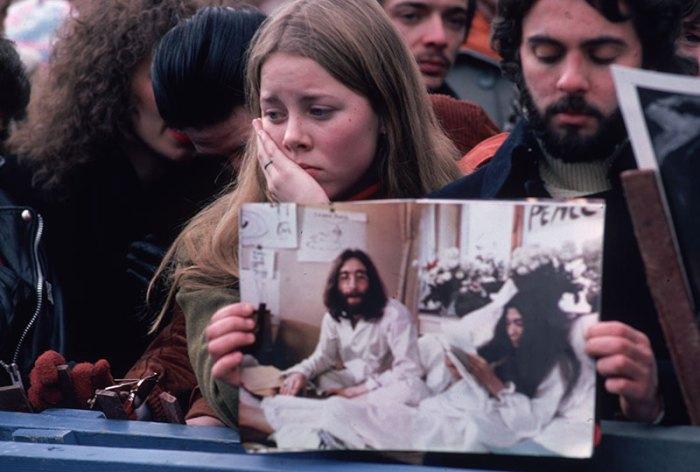 Mourning Lennon