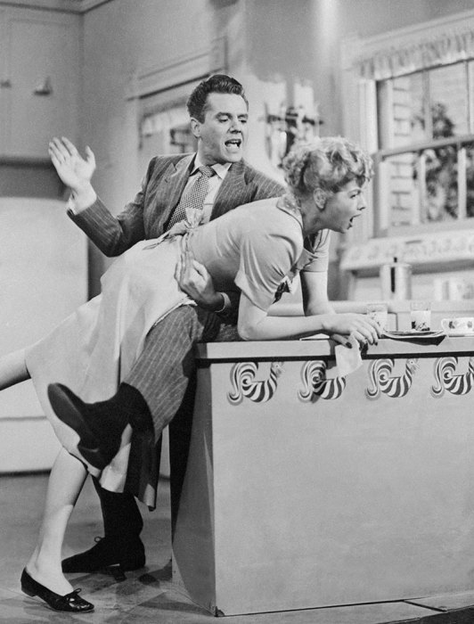 The I Love Lucy Show
