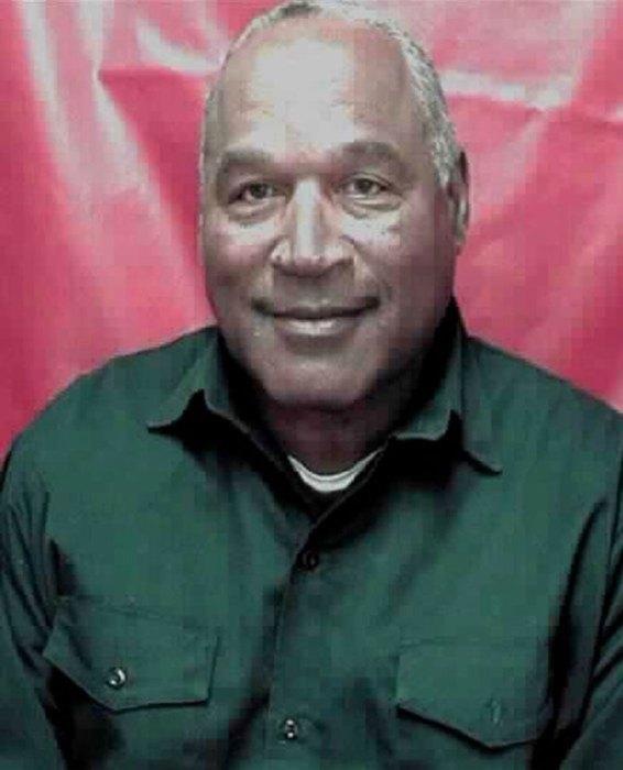 EXCLUSIVE: O.J Simpson gets new Nevada prison mugshot *NO WEB UNTIL 1AM PST, JUNE 7*