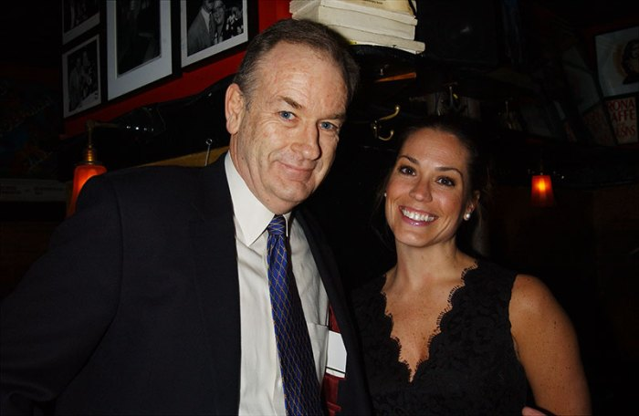 Bill O'Reilly and wife